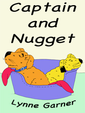 Captain and Nugget - picture eBook and app
