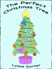 The Perfect Christmas Tree - picture eBook and app